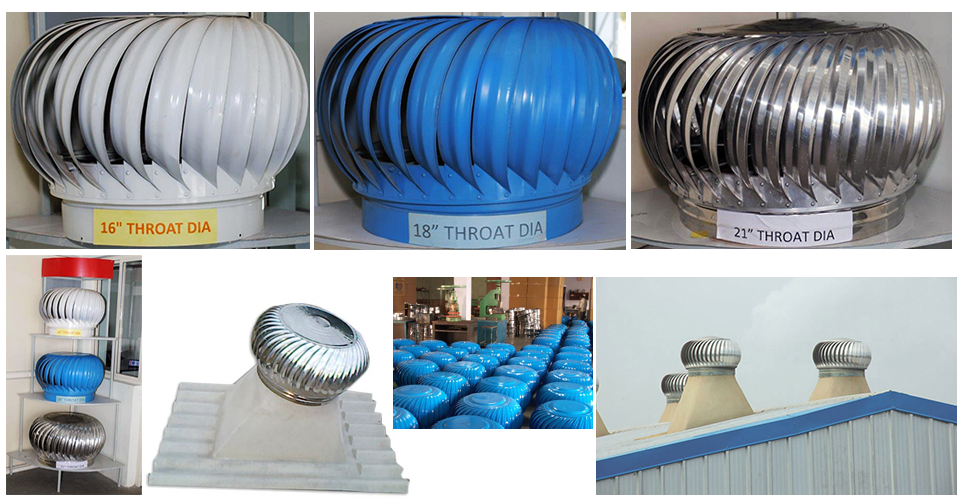 Eco Ventilators