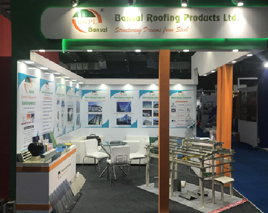 India Logistic Exhibition 2018 at BEC at Nesco, Mumbai
