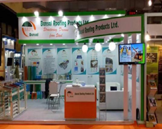 Roof India 2017 Held at BEC, Nesco, Mumbai