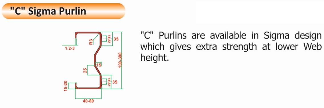 Sigma Purlins